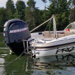 w404 Bass Boat Ski Pylon