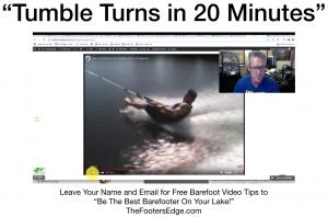 tumble turns free virtual ski school
