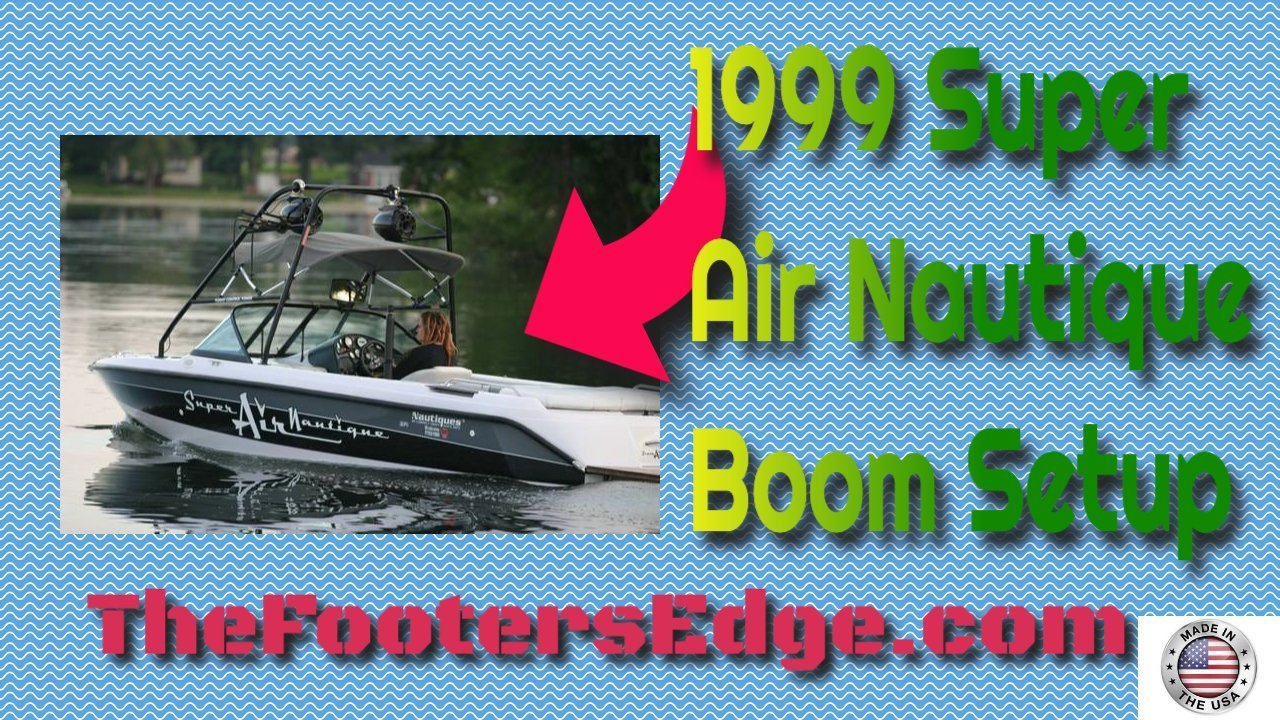 1999 SuperAirNautique Boom setu