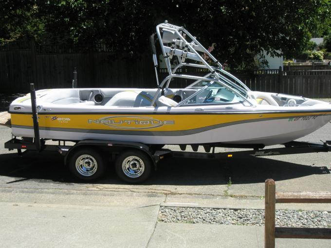 2004 Nautique 206 Barefoot Boom Options