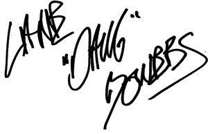 Lane Signature