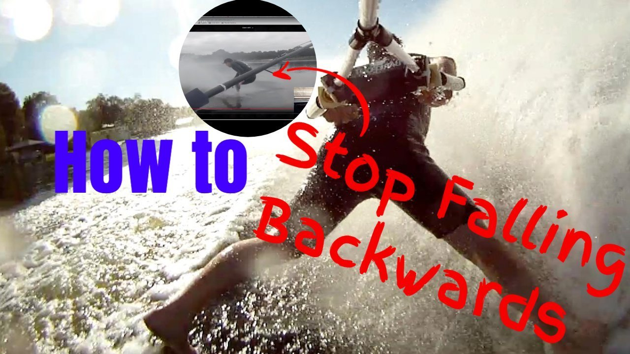 Stop Falling Backwards