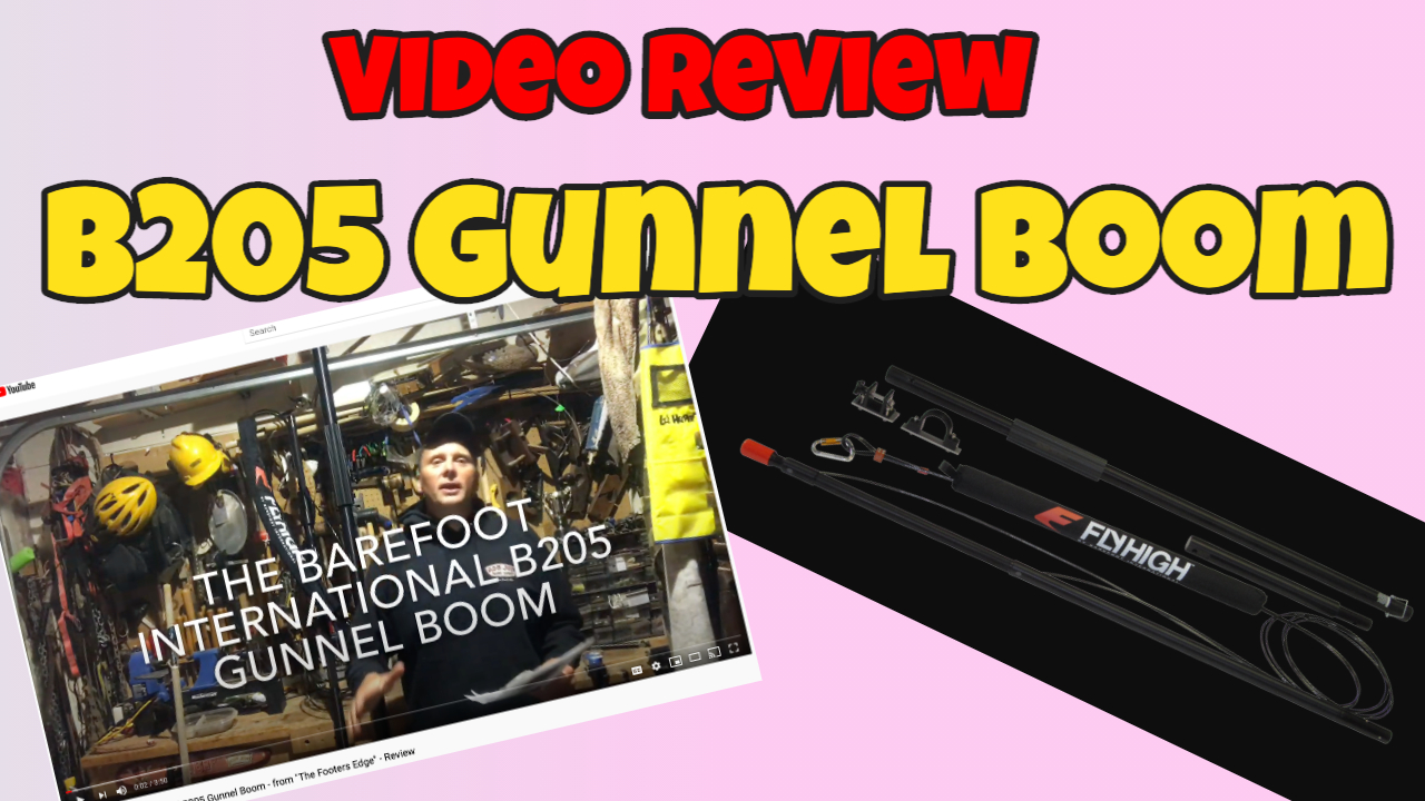 B205 Gunnel Boom Video Review