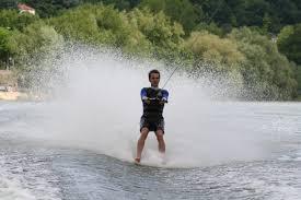 Barefoot ski like a pro